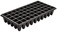 50 Holes seed Nursery tray PS Seed Starter Tray For Planting Seedlings Propagation Germination