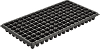 128 Holes Plastic Seed Growing Tray