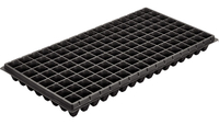 128 holes PS Seed Starting Grow Germination Tray for Greenhouse Vegetables Nursery